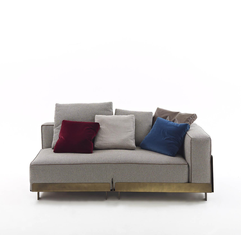 Canap lionel kara mobilier et agencement professionnel for Mobilier canape