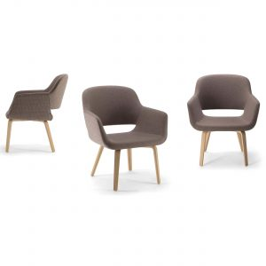 Fauteuil Mag Large